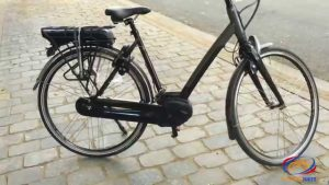 vélo de chez Holland bikes