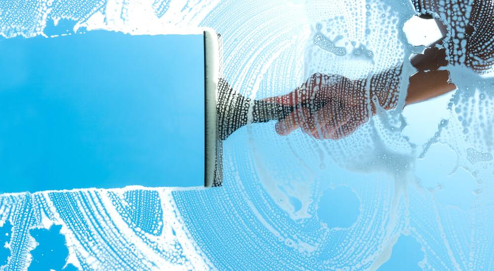 nettoyeurs de vitres à domicile