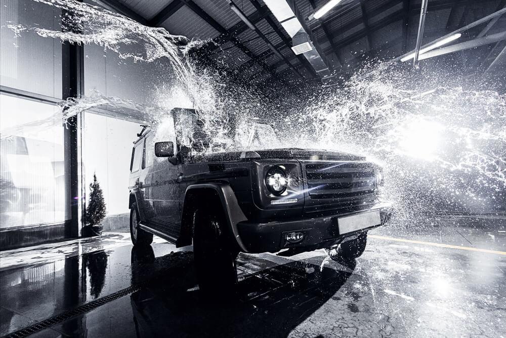 nettoyer sa voiture