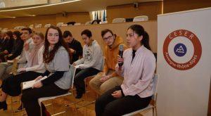 Le CESER des Jeunes, l'implication des lycéens dans la vie régionale