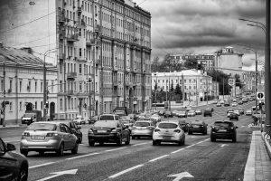 travaux nouveau métro de Moscou