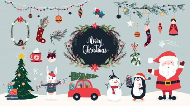 Noël et confinement, une soirée spéciale et un cadeau spécial aussi